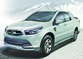 SsangYong SUT 1 – наследник пикапа Actyon Sports