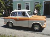 Trabant – один из самых известнейших автомобилей, сделанных из композиционных материалов
