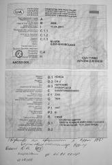Документ, який дає право тимчасового керування ТЗ