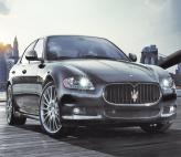 Особая версия Maserati Quattroporte