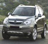 Передний привод для Opel Antara