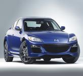 Mazda RX-8: оригинальность по-японски