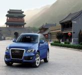 Audi Q5: городской вседорожник