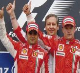 F1: Кими Ряйкконен остается
