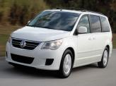 Volkswagen Routan: мини-вэн американского покроя