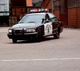 Полицейские автомобили: на страже законности и порядка (Часть 1)