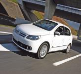 Volkswagen Gol: не путать с Golf