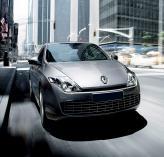 Renault Laguna Coupe: туристическое купе