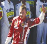 F1: Кими Ряйкконен: бесхарактерный чемпион