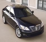 Hyundai Genesis: дебют в Hyundai бизнес-классе