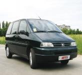 Peugeot 806: по семейным обстоятельствам