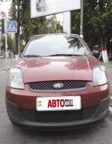 Ford Fiesta: маленький праздник