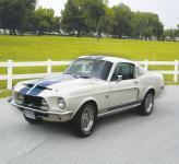 Shelby Mustang GT: уличный боец