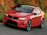 Kia KOUP Concept: купе, определяющее развитие стиля
