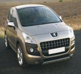 Peugeot 3008: пополнение во вседорожной линейке
