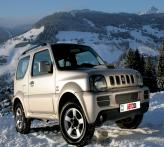 Suzuki Jimny: мал, да удал