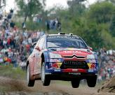 WRC: Гран-при Аргентины: Диего Марадона помог Себастьяну Лоэбу