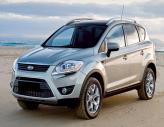 Ford Kuga: вступление в новый класс