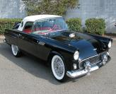 Ford Thunderbird: тень
