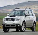 Subaru Forester 2,0D: вседорожник с необычным дизелем