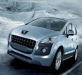 Peugeot Prologue HYmotion4 Concept: предшественник нового вседорожника