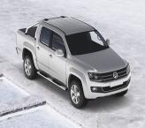 Volkswagen Amarok: одинокий волк