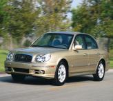 Hyundai Sonata (2001–2005): демократичный бизнес-класс