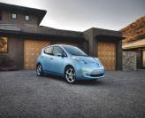 Nissan LEAF: доступный электромобиль