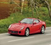 Ferrari 599 GTB станет гибридом