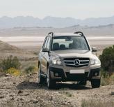 Mercedes-Benz GLK: самый маленький вседорожник Mercedes