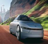 Volkswagen L1 Concept: рекордсмен по экономичности