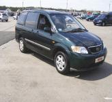 Mazda MPV: японский максимализм