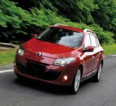 Renault Megane Sport Tourer: универсал со спортивными амбициями
