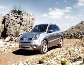 Renault Koleos: первенец