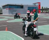 Honda открыла Институт безопасности мотоциклистов