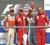 F1: Индийский сюрприз Бельгии
