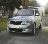 В Украине стартуют продажи обновленного Skoda Octavia A5
