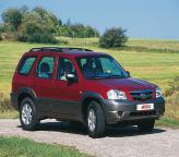 Mazda Tribute (2000-2004): попытка номер три