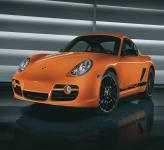 Особые версии Porsche Boxster и Cayman