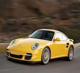 Porsche 911 Turbo: прибавка в мощности