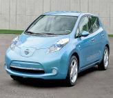 Nissan LEAF: первый серийный электромобиль Renault-Nissan