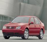 Volkswagen Bora-Jetta (1998–2005): своеобразный гольф-класс