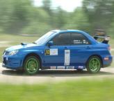 """Первый этап любительского ралли """"Subaru Open Cup 2009"""""""