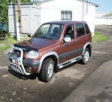 """Chevrolet Niva (2002-2008): еще не """"паркетник"""", но уже не """"тот вседорожник"""""""