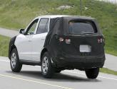 Hyundai Santa Fe – обновление вседорожника