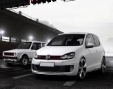 Volkswagen Golf GTI: шестое издание