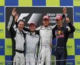 F1: Победная стабильность Brawn GP на фоне общей депрессии