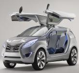 Hyundai Nuvis: корейский концепт из Калифорнии