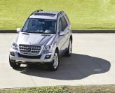 Гибридный Mercedes-Benz M-Class