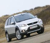 Ford Focus станет вседорожным